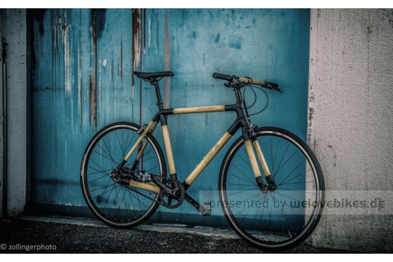 Drehmoment Urban Bike 550 Bamboom