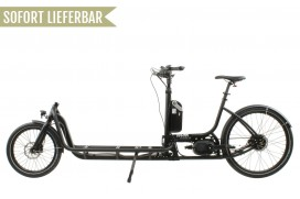 Douze Cycles Professional P4e MPF Traveller 800mm Schwarz