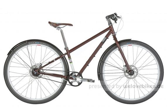 MTB Cycletech Jalopy 8