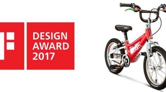 Woom gewinnt IF Design Award