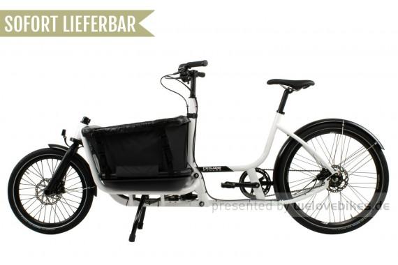 Douze Cycles Urban U1 Traveller Rahmen 400mm Alfine 8 Weiß