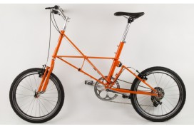 Alex Moulton TSR 9 Kumquat Orange